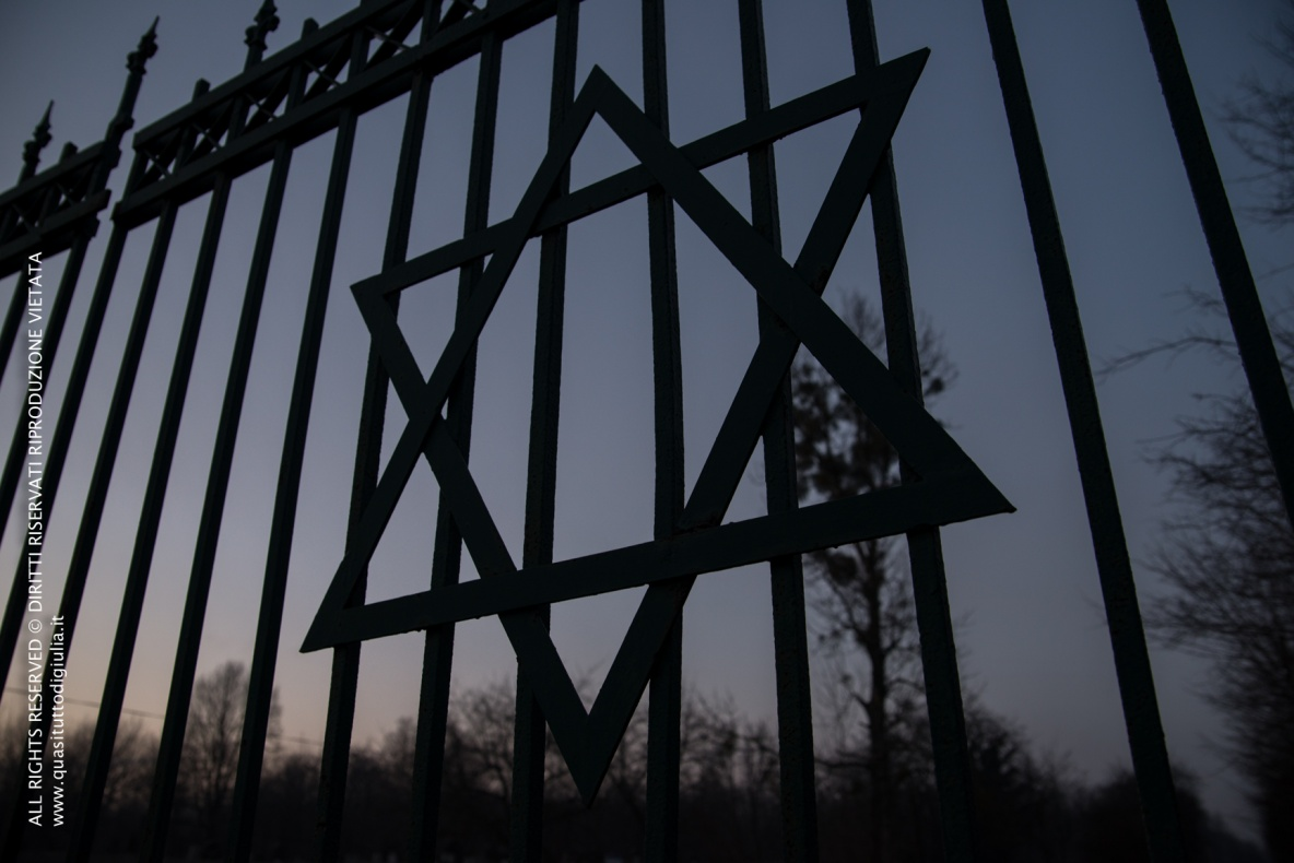 Łódź, vecchio cimitero ebraico