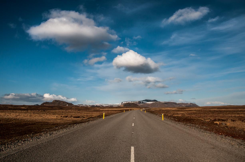 Le strade verso l'orizzonte