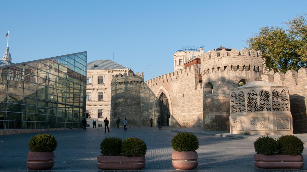 Baku, centro storico