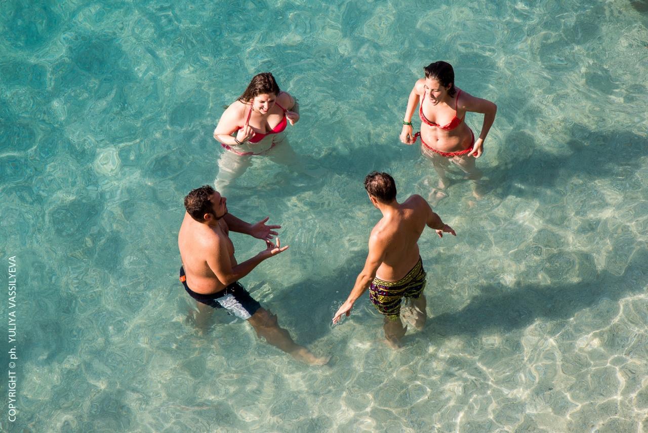 Bagni a Tropea