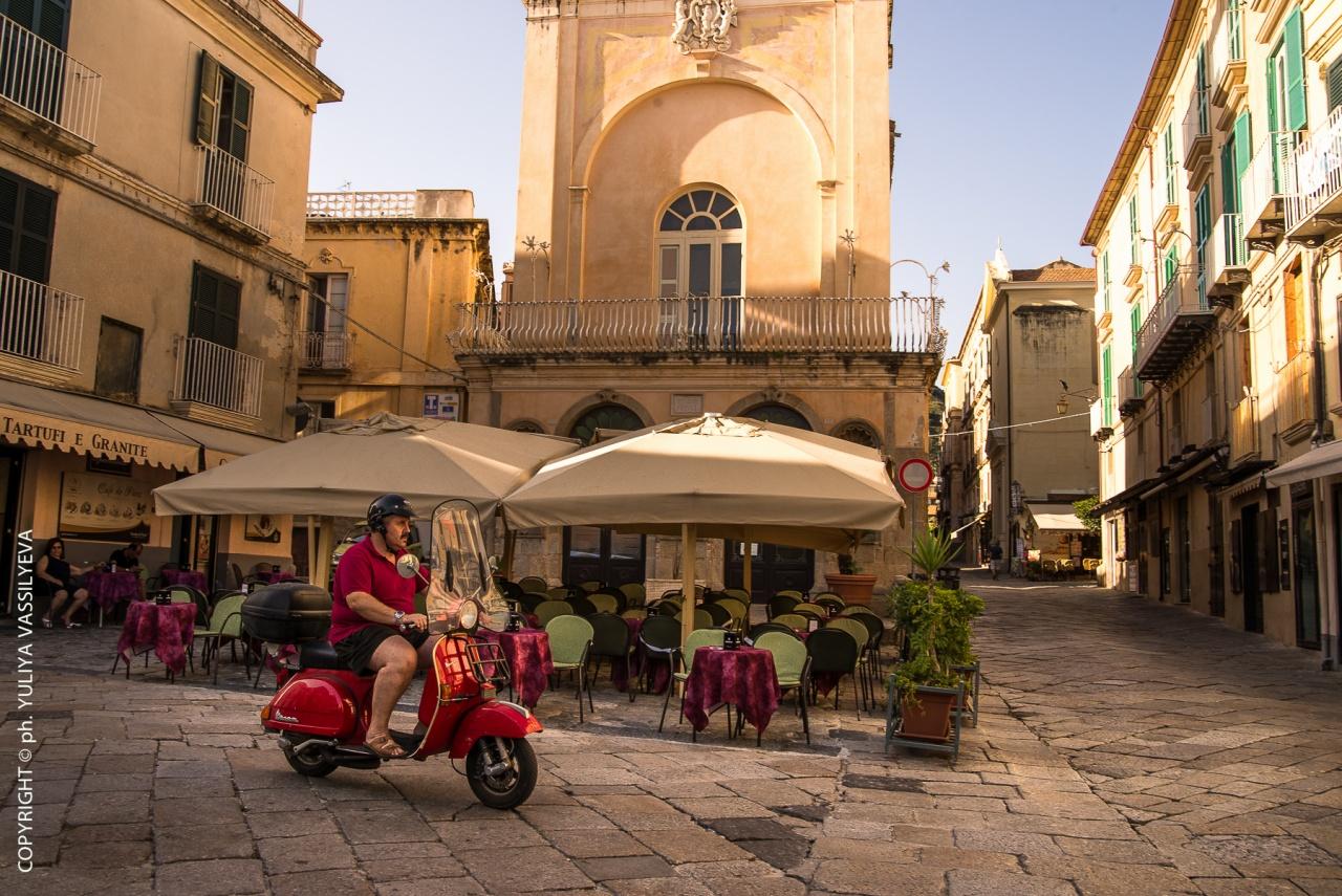 Centro storico di Tropea
