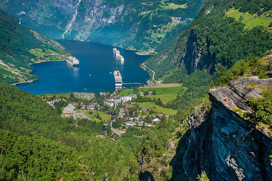 Geiranger - Norvegia  2013