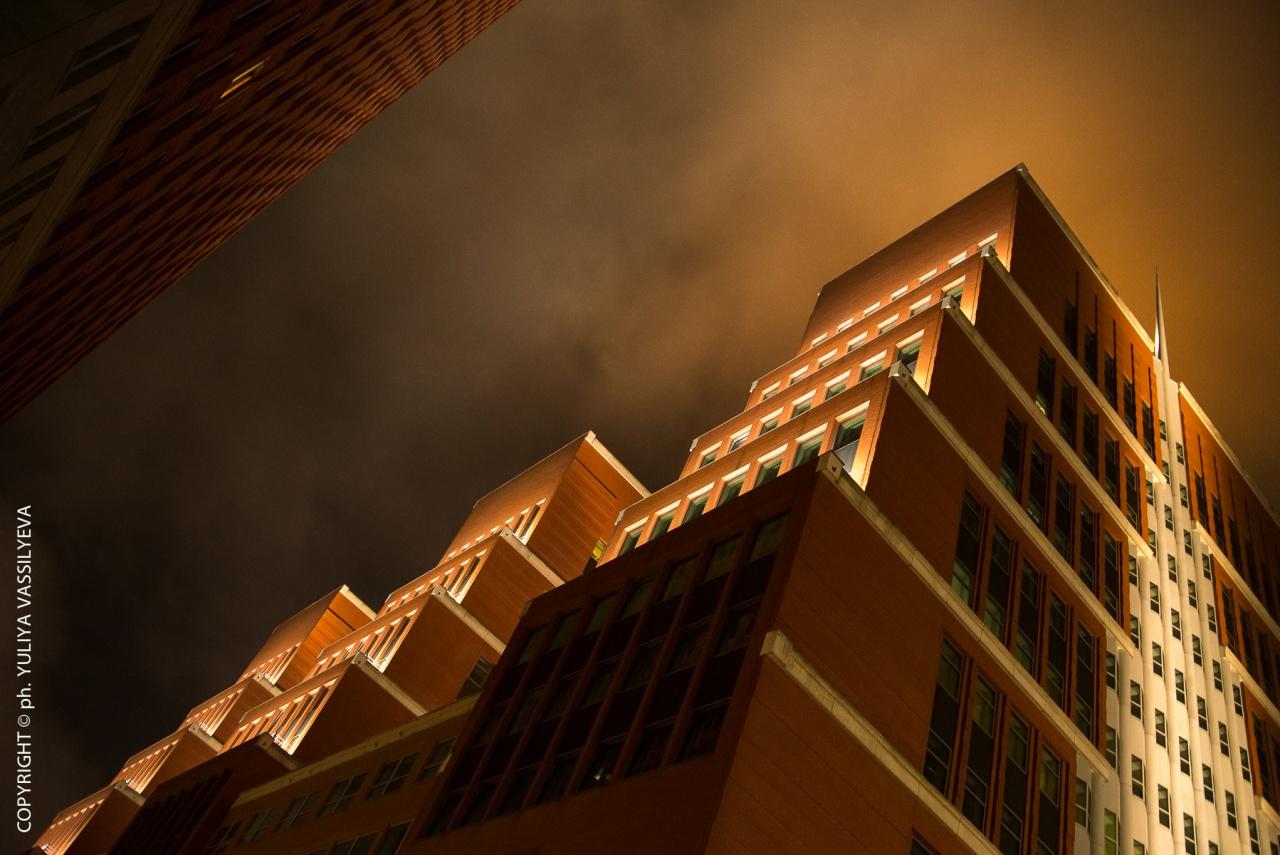Grattacielo in centro all'Aia