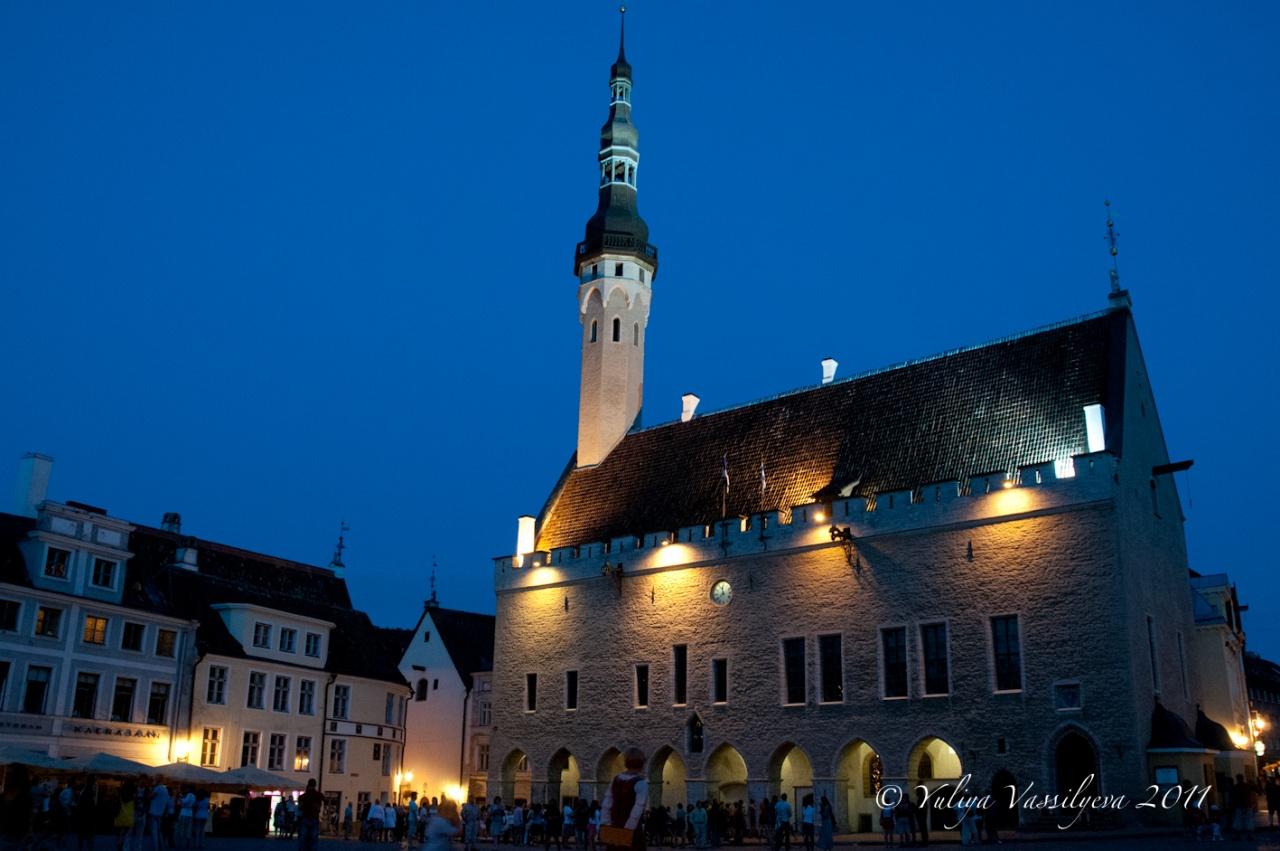 Tallinn - Le notti bianche