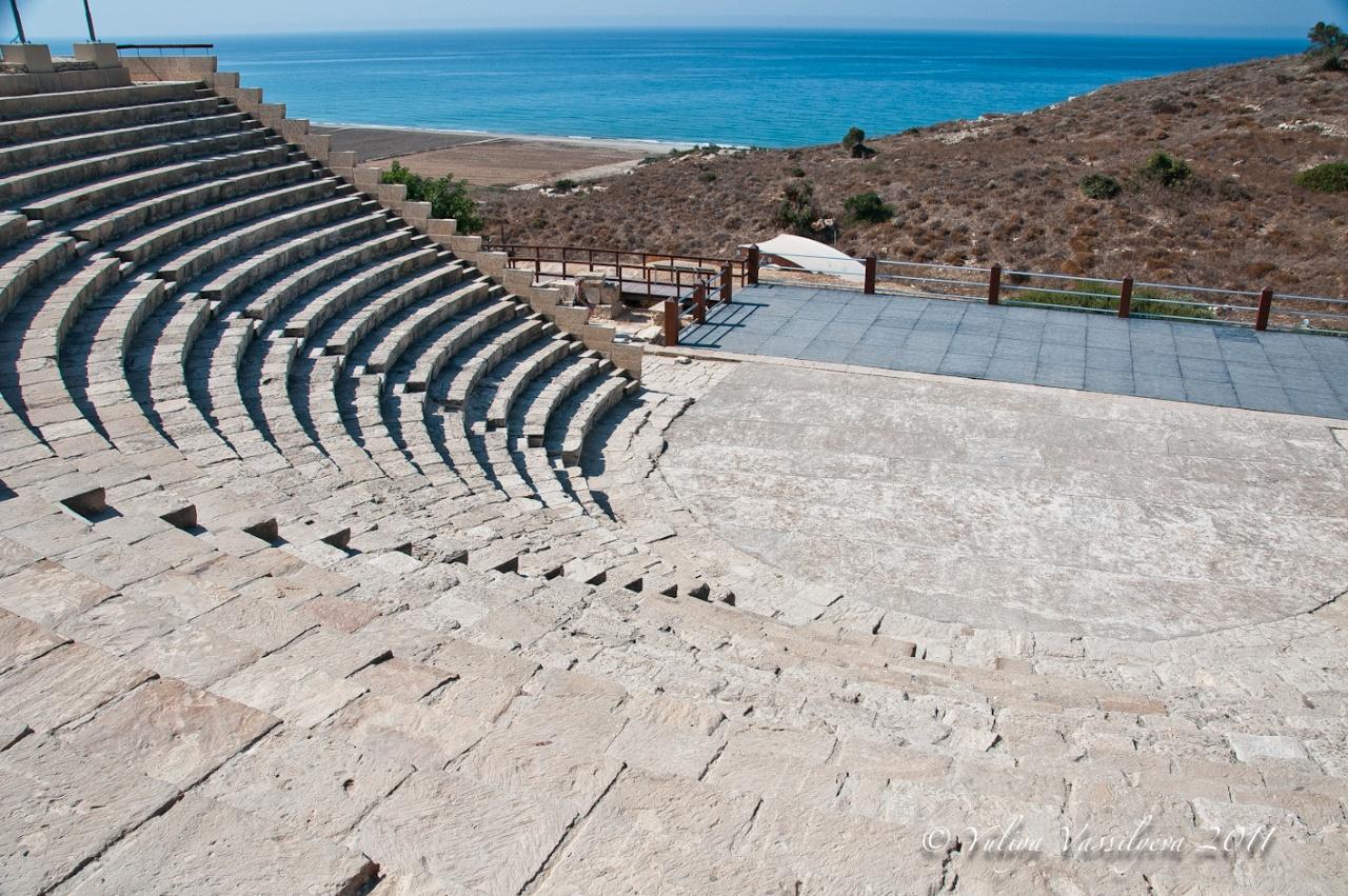 Anfiteatro greco-romano a Kuorion