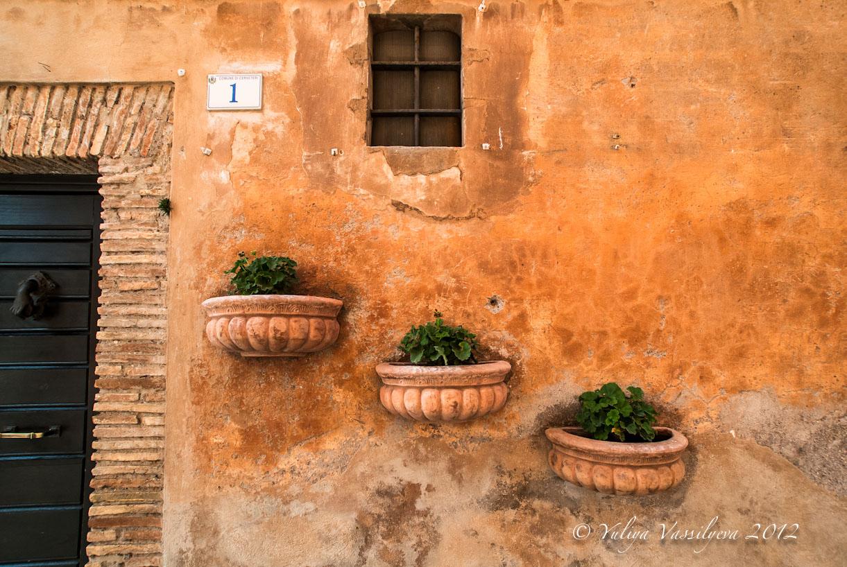 Ceri, borgo medioevale