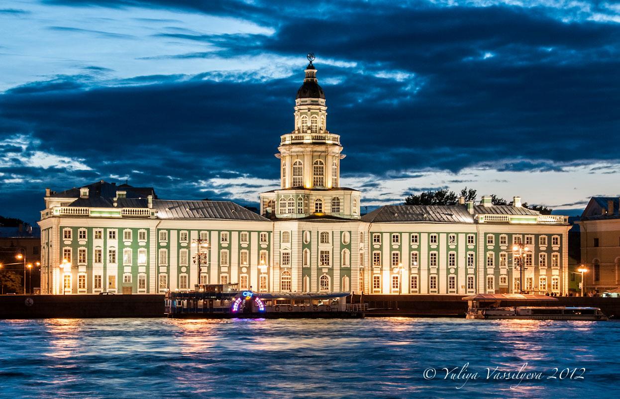 San Pietroburgo - Le notti bianche