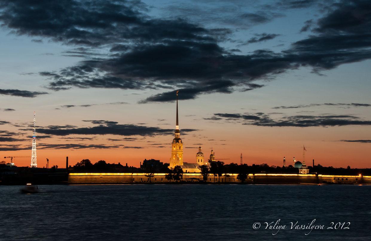 San Pietroburgo - Fortezza di Pietro e Paolo