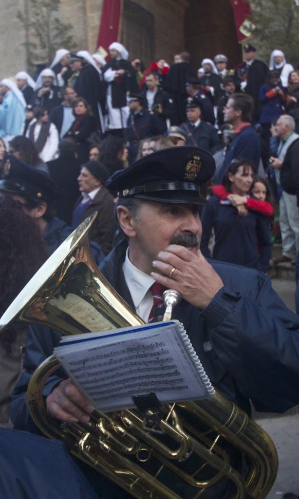 processione venerdi' santo pasqua (enna)