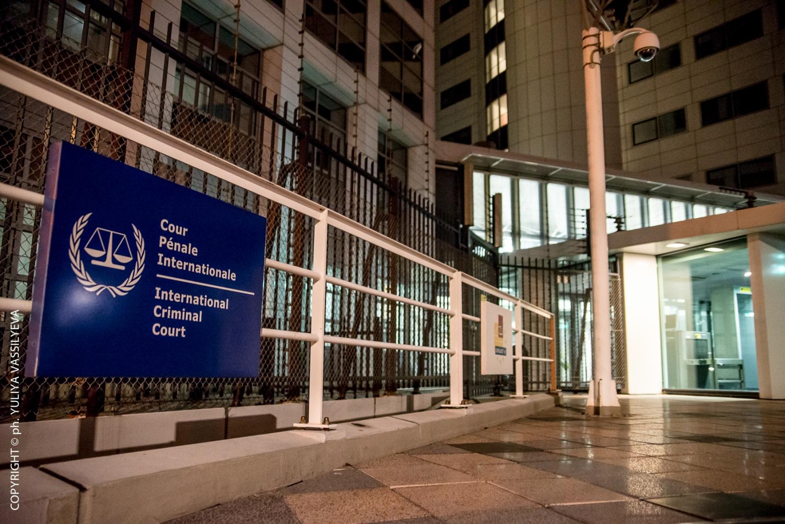Corte Penale Internazionale, L'Aia
