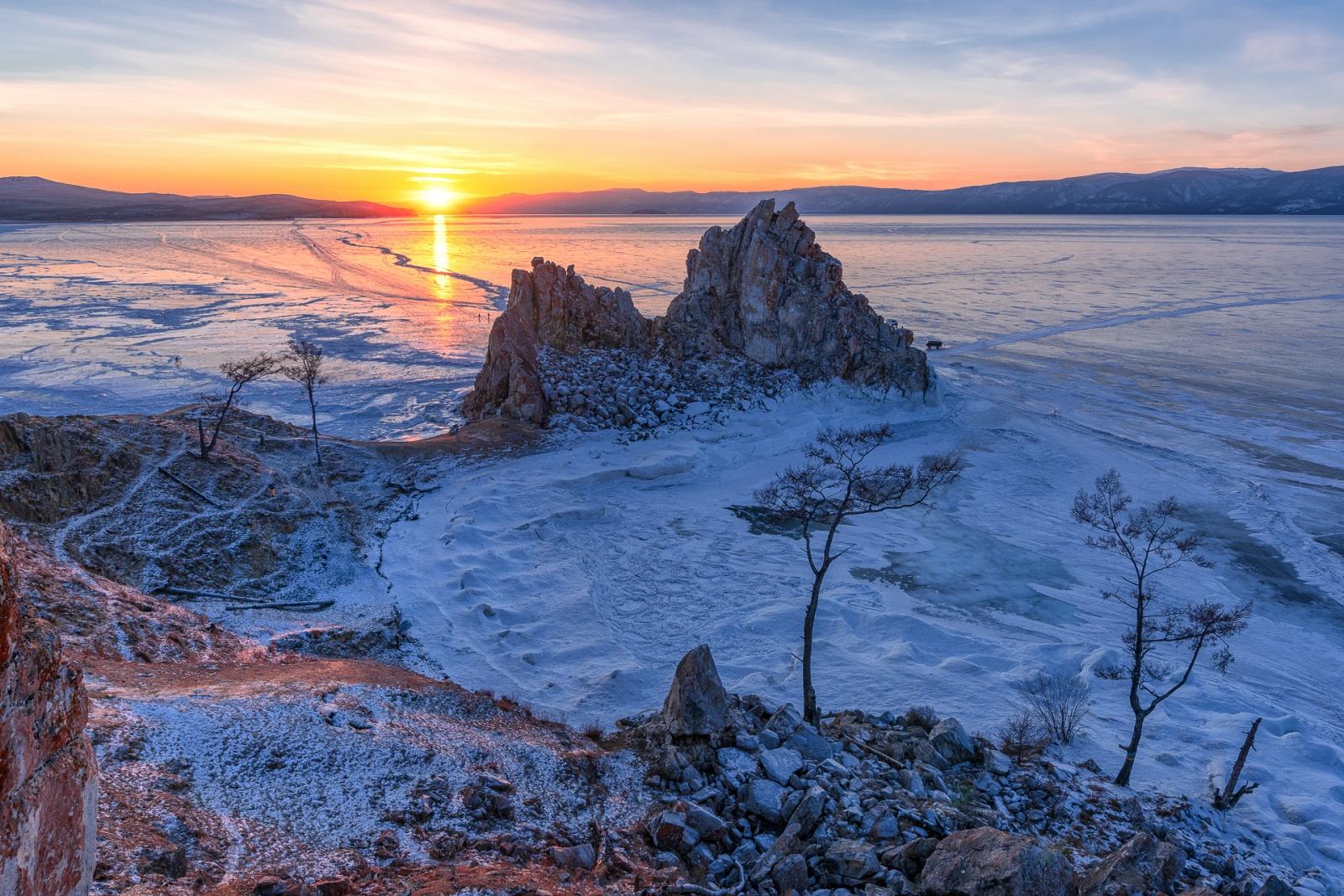 Baikal, Siberia, Russia