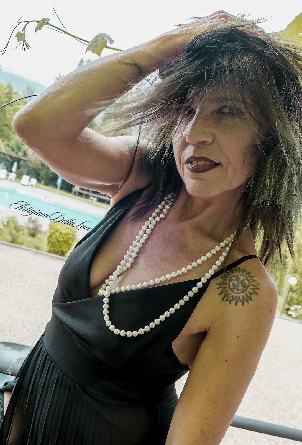 2019 - con Roberta  al Residence Carresi