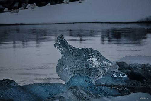 Jokulsarlon - la baia glaciale - (Jokulsarlon - glacier lagoon) 2015