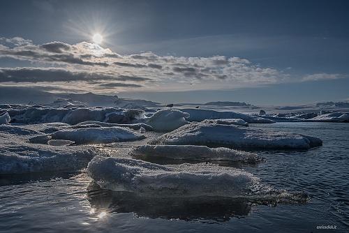 Jokulsarlon - la baia glaciale - Islanda 2015