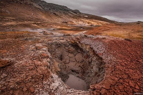 Zona geoternica di Seltùn - (Seltùn geotermal area)