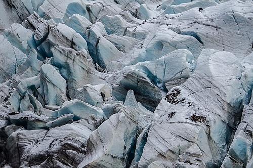 Svínafellsjökull - (Svínafellsjökull)